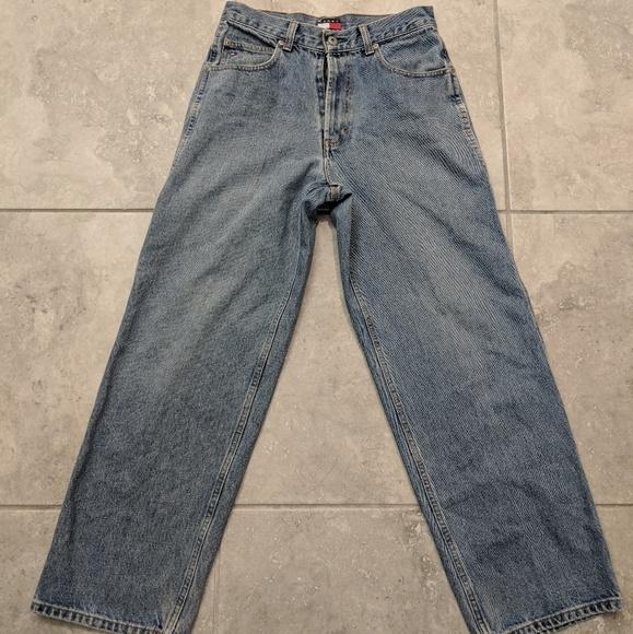 7086ab89 Tommy Hilfiger Jeans | Vintage Carpenter | Poshmark